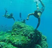 Il mare della costa Sicana